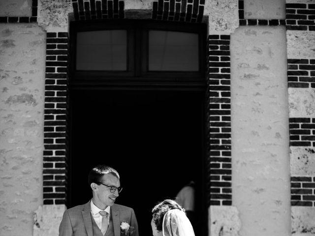 Le mariage de Matthieu et Audrey à Pontgouin, Eure-et-Loir 13