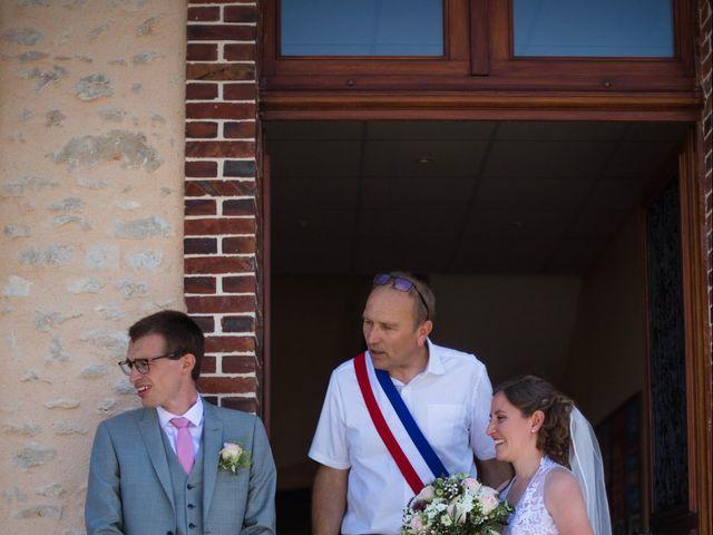 Le mariage de Matthieu et Audrey à Pontgouin, Eure-et-Loir 16