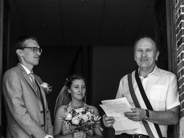 Le mariage de Matthieu et Audrey à Pontgouin, Eure-et-Loir 17