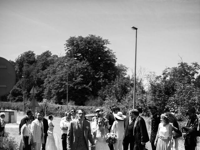 Le mariage de Matthieu et Audrey à Pontgouin, Eure-et-Loir 30