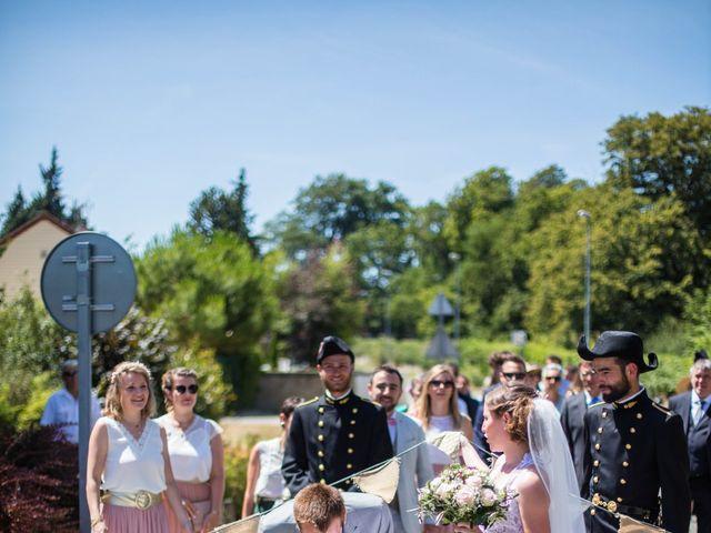 Le mariage de Matthieu et Audrey à Pontgouin, Eure-et-Loir 33