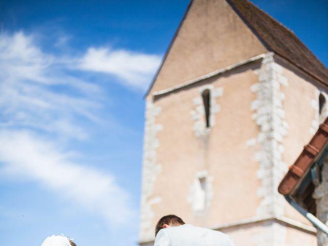 Le mariage de Matthieu et Audrey à Pontgouin, Eure-et-Loir 35