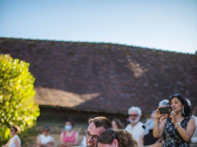 Le mariage de Matthieu et Audrey à Pontgouin, Eure-et-Loir 73
