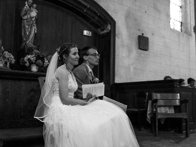 Le mariage de Audrey et Matthieu