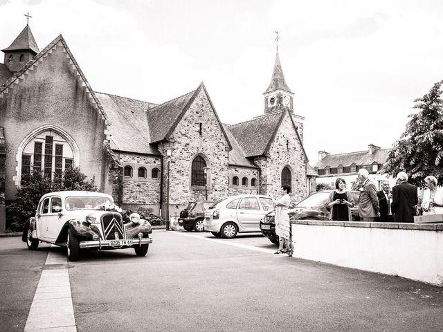 Le mariage de Jérôme et Fanny à Avessac, Loire Atlantique 10
