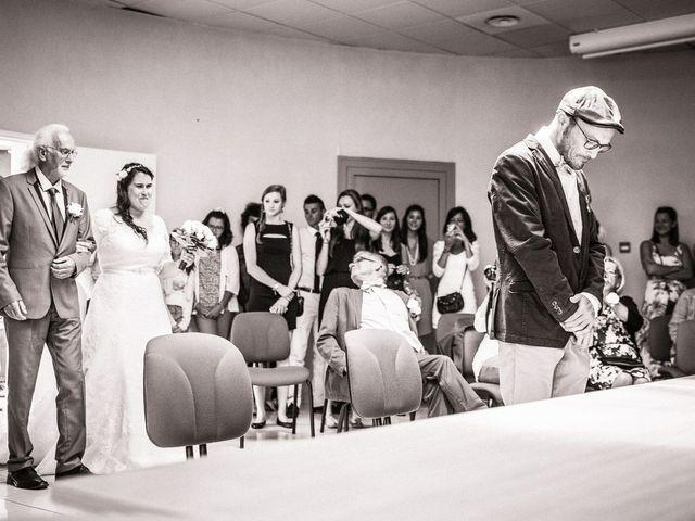 Le mariage de Jérôme et Fanny à Avessac, Loire Atlantique 13