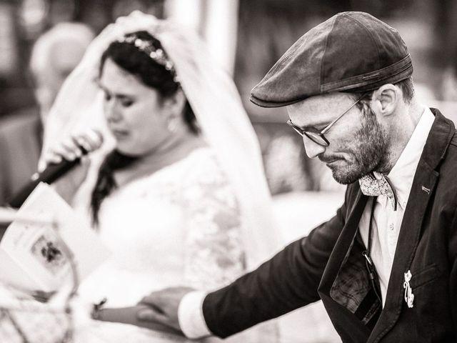 Le mariage de Jérôme et Fanny à Avessac, Loire Atlantique 29
