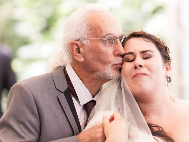 Le mariage de Jérôme et Fanny à Avessac, Loire Atlantique 30