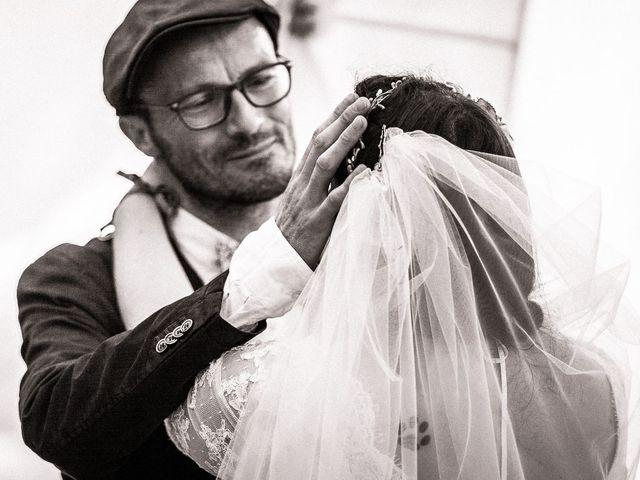 Le mariage de Jérôme et Fanny à Avessac, Loire Atlantique 36
