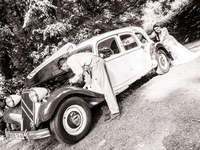 Le mariage de Jérôme et Fanny à Avessac, Loire Atlantique 46