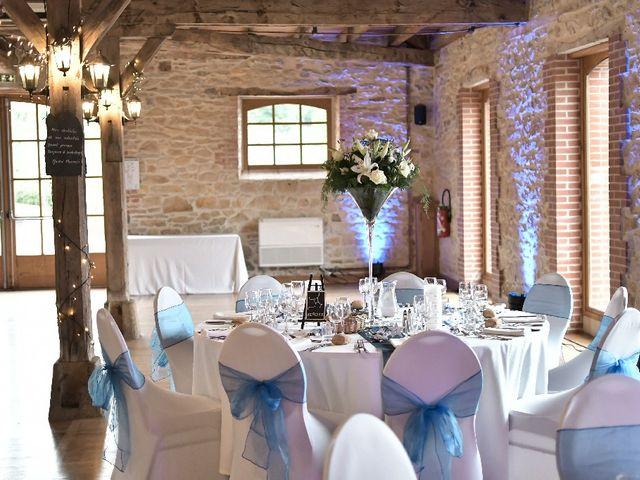 Le mariage de Alexandre et Amaelle à Terrasson-Lavilledieu, Dordogne 8