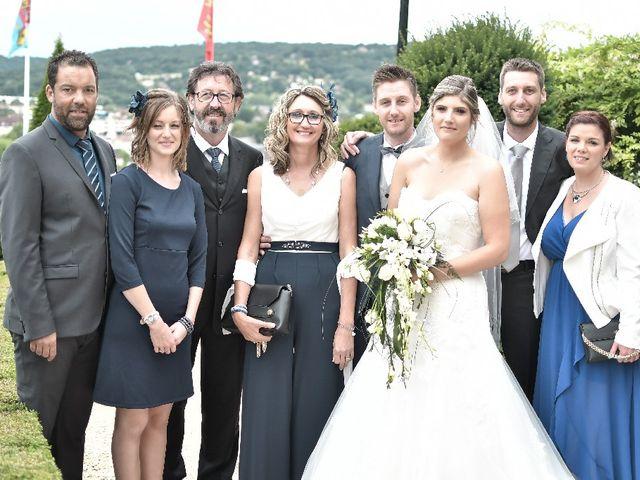 Le mariage de Alexandre et Amaelle à Terrasson-Lavilledieu, Dordogne 27