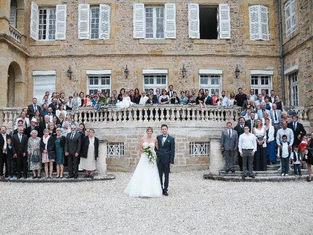 Le mariage de Alexandre et Amaelle à Terrasson-Lavilledieu, Dordogne 28
