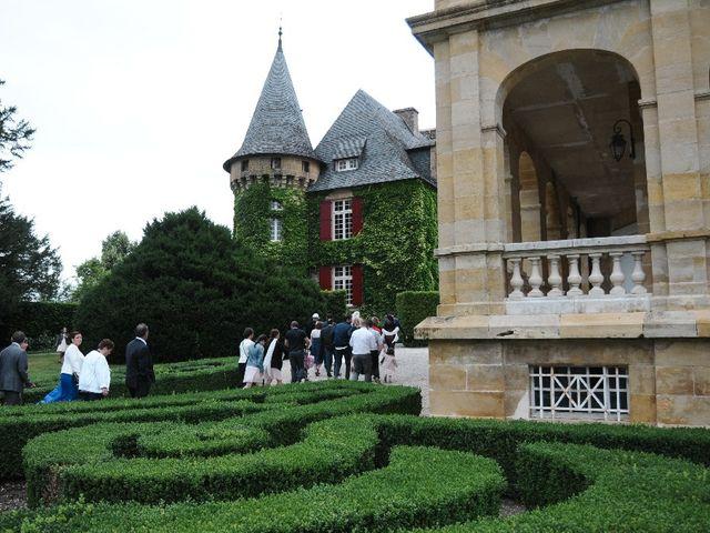 Le mariage de Alexandre et Amaelle à Terrasson-Lavilledieu, Dordogne 29