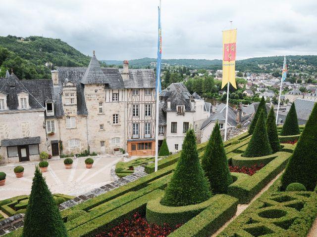 Le mariage de Alexandre et Amaelle à Terrasson-Lavilledieu, Dordogne 33