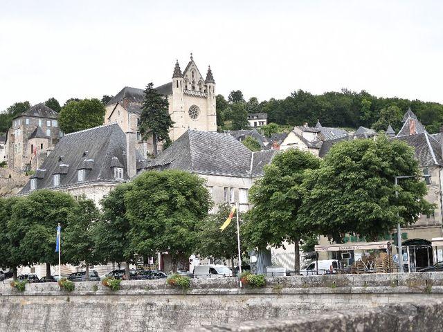 Le mariage de Alexandre et Amaelle à Terrasson-Lavilledieu, Dordogne 37