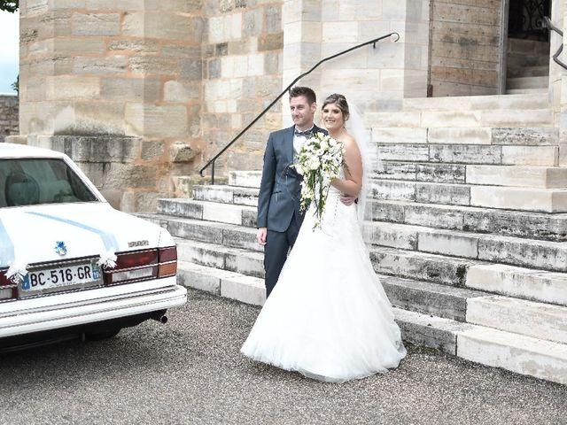 Le mariage de Alexandre et Amaelle à Terrasson-Lavilledieu, Dordogne 38