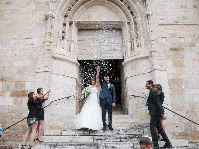 Le mariage de Alexandre et Amaelle à Terrasson-Lavilledieu, Dordogne 39