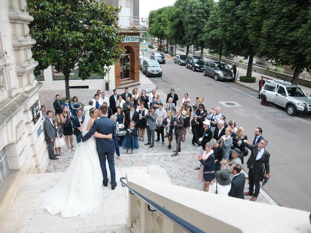 Le mariage de Alexandre et Amaelle à Terrasson-Lavilledieu, Dordogne 42