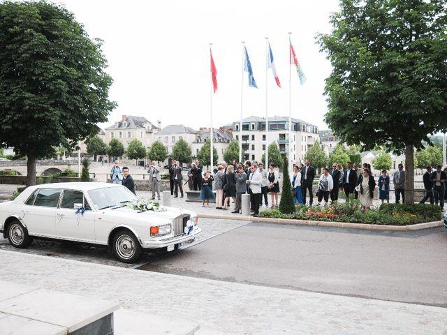 Le mariage de Alexandre et Amaelle à Terrasson-Lavilledieu, Dordogne 45