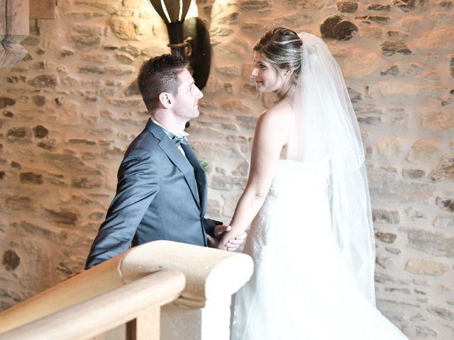 Le mariage de Alexandre et Amaelle à Terrasson-Lavilledieu, Dordogne 60