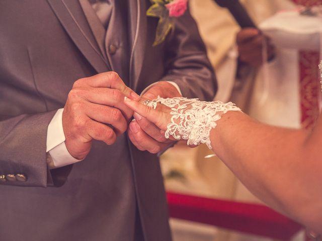 Le mariage de Laurent et Natacha à Forcalqueiret, Var 11