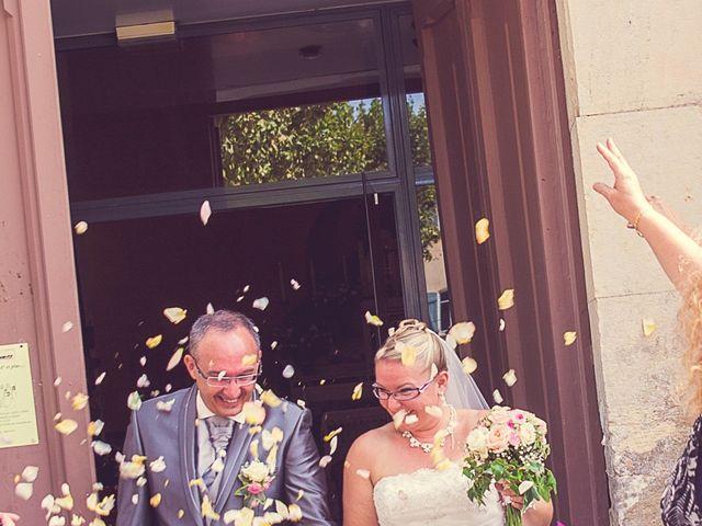 Le mariage de Laurent et Natacha à Forcalqueiret, Var 12