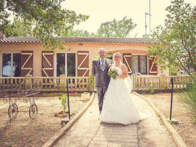 Le mariage de Laurent et Natacha à Forcalqueiret, Var 13