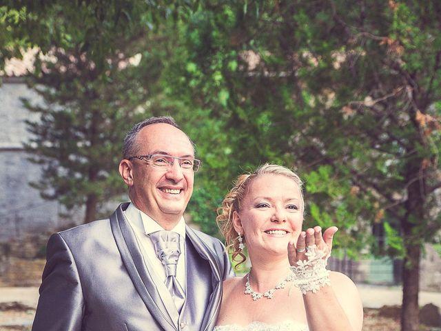 Le mariage de Laurent et Natacha à Forcalqueiret, Var 20