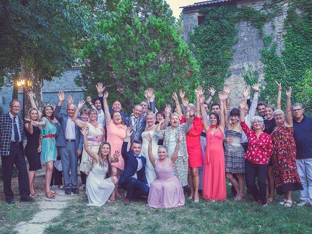 Le mariage de Laurent et Natacha à Forcalqueiret, Var 21