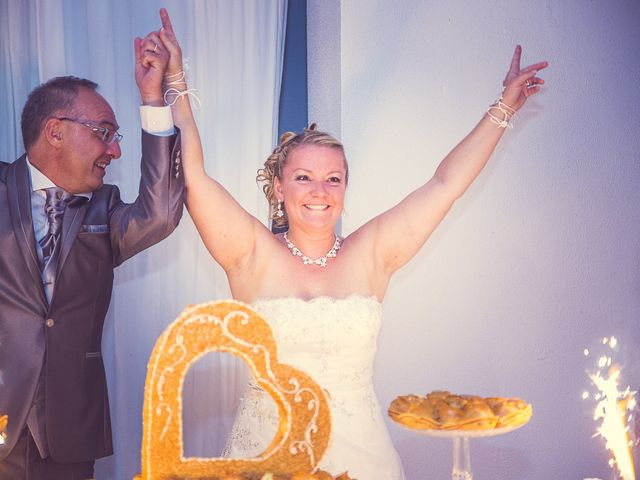 Le mariage de Laurent et Natacha à Forcalqueiret, Var 27
