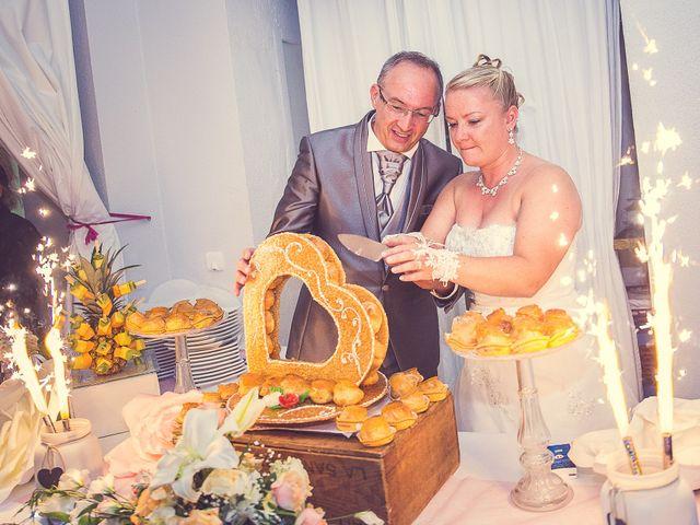 Le mariage de Laurent et Natacha à Forcalqueiret, Var 28