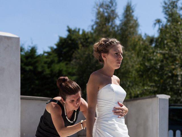 Le mariage de Jean et Ana à La Chapelle-sur-Erdre, Loire Atlantique 8