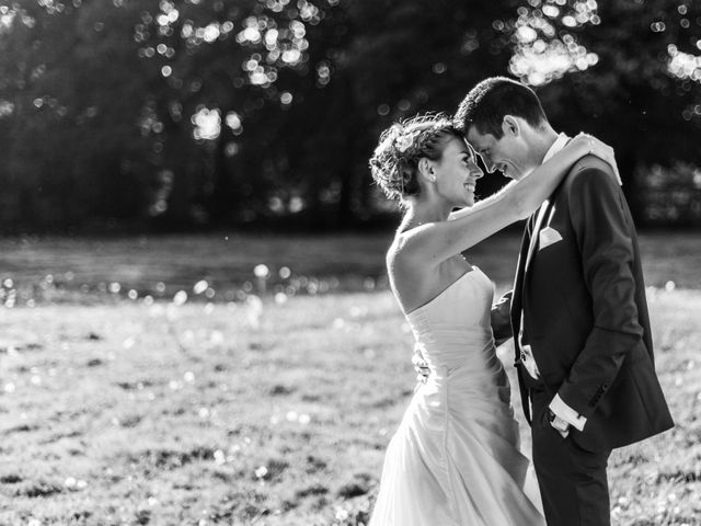 Le mariage de Jean et Ana à La Chapelle-sur-Erdre, Loire Atlantique 2