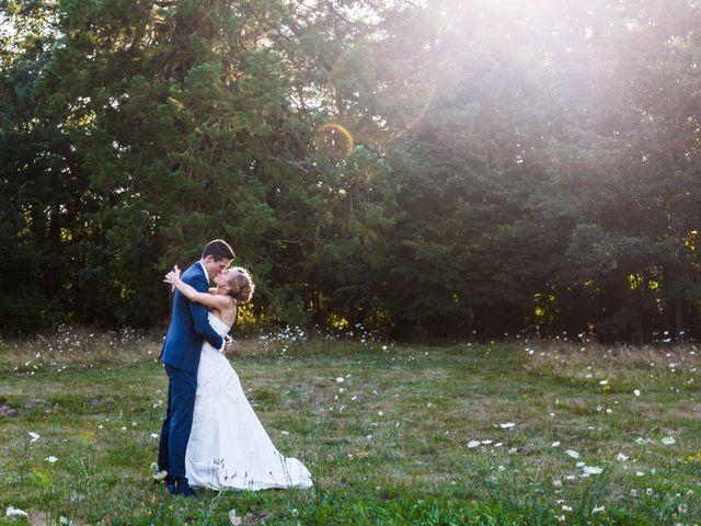 Le mariage de Jean et Ana à La Chapelle-sur-Erdre, Loire Atlantique 3