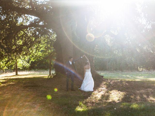 Le mariage de Jean et Ana à La Chapelle-sur-Erdre, Loire Atlantique 4