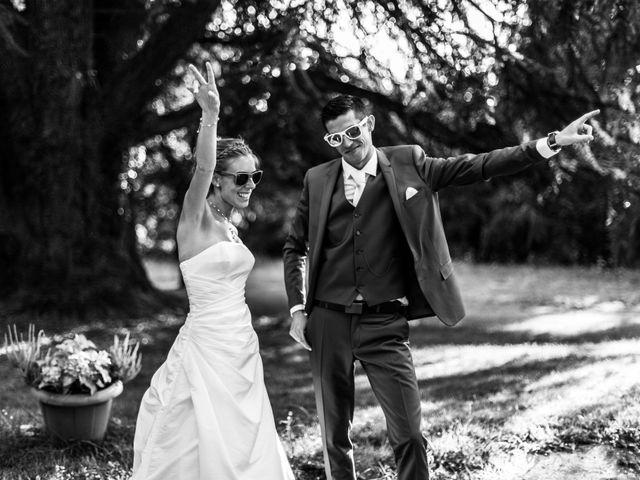 Le mariage de Jean et Ana à La Chapelle-sur-Erdre, Loire Atlantique 6
