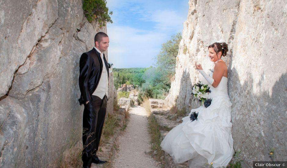 Le mariage de Lionnel et Jessica à Raphèle-lès-Arles, Bouches-du-Rhône
