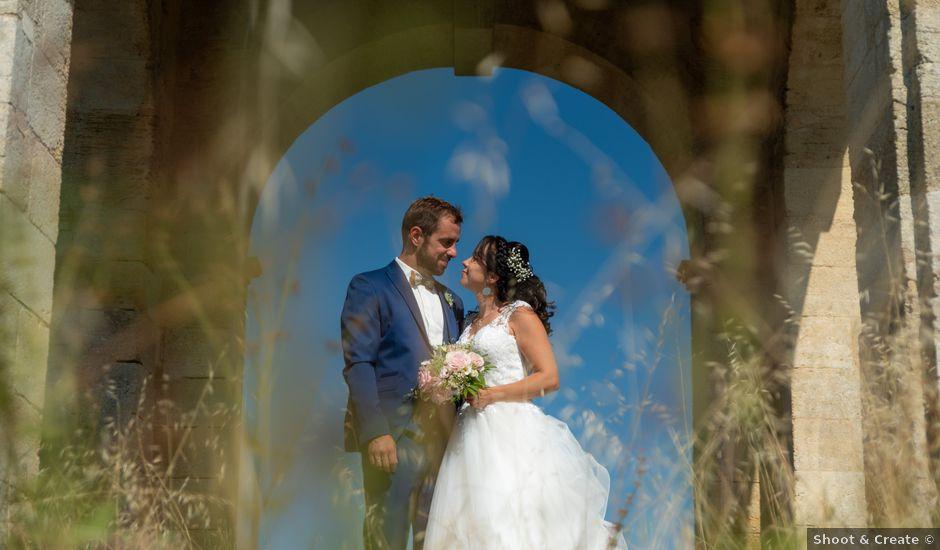 Le mariage de Benoit et Emeline à Gauriac, Gironde
