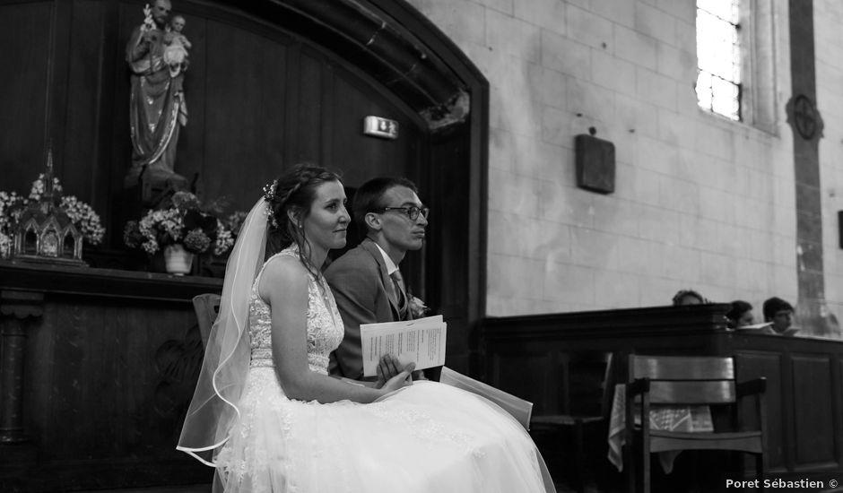 Le mariage de Matthieu et Audrey à Pontgouin, Eure-et-Loir