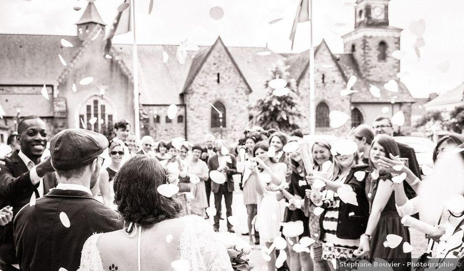 Le mariage de Jérôme et Fanny à Avessac, Loire Atlantique