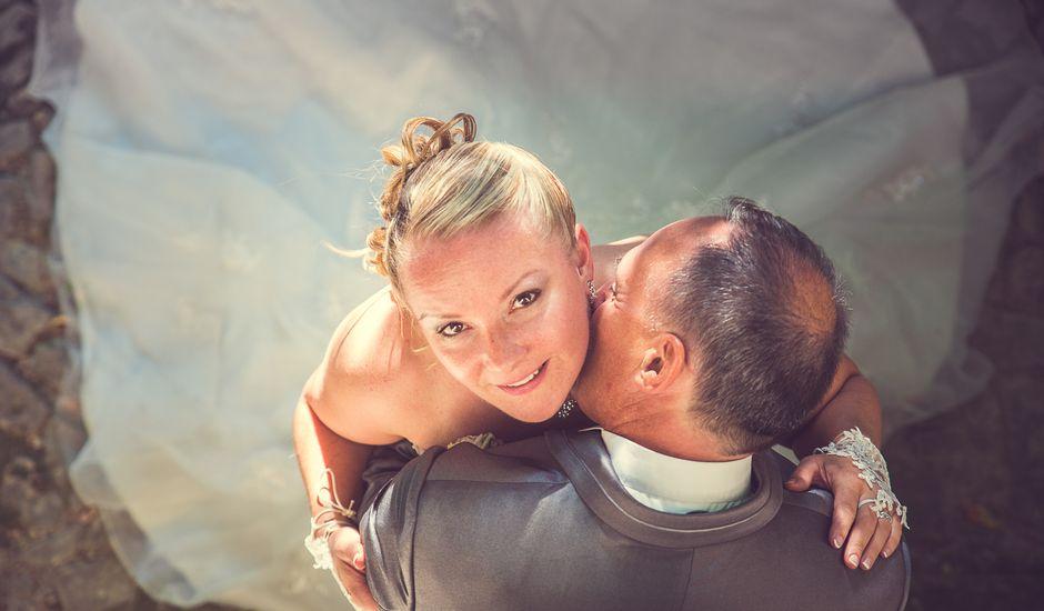 Le mariage de Laurent et Natacha à Forcalqueiret, Var