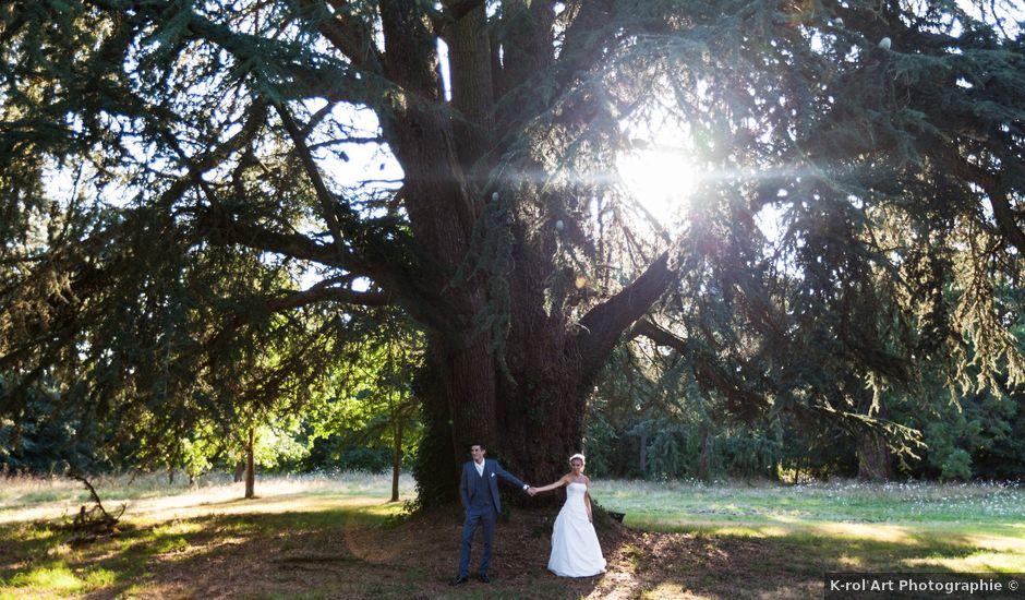Le mariage de Jean et Ana à La Chapelle-sur-Erdre, Loire Atlantique