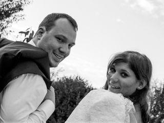 Le mariage de Lorène et Pierre