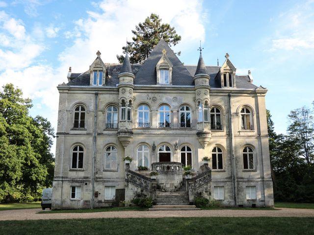 Le mariage de François et Maud à Saint-Paterne-Racan, Indre-et-Loire 1