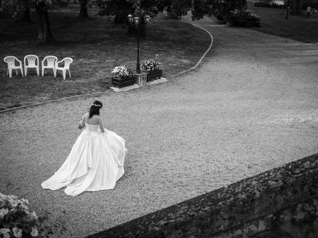 Le mariage de François et Maud à Saint-Paterne-Racan, Indre-et-Loire 44