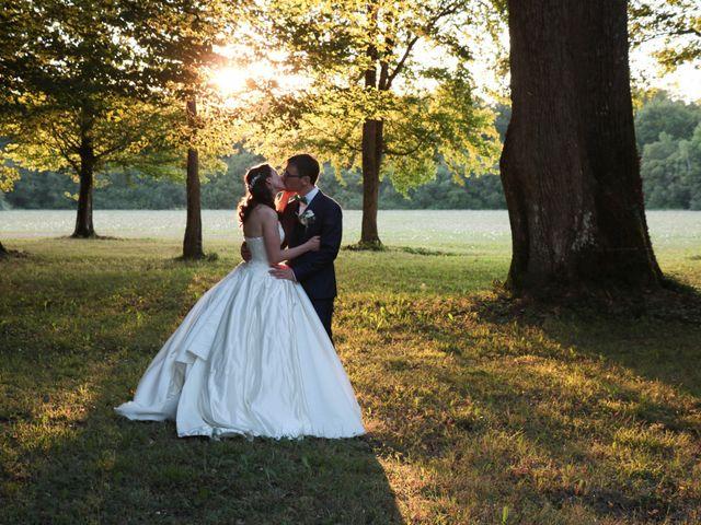 Le mariage de Maud et François