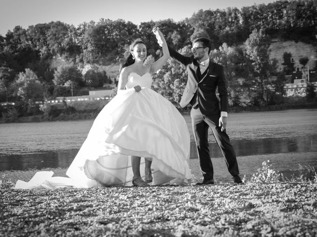Le mariage de François et Maud à Saint-Paterne-Racan, Indre-et-Loire 67