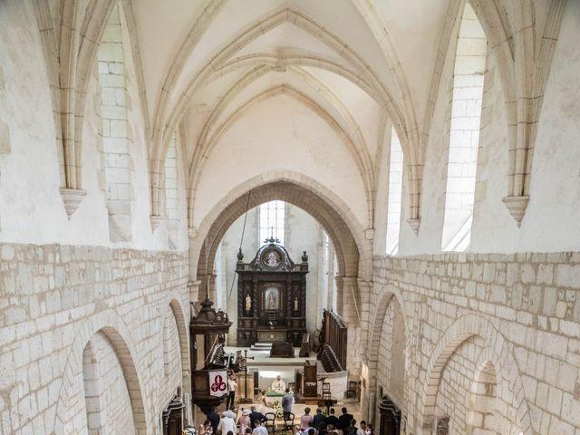 Le mariage de Sébastien et Julie à Château-l'Évêque, Dordogne 11
