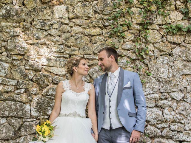 Le mariage de Sébastien et Julie à Château-l'Évêque, Dordogne 21